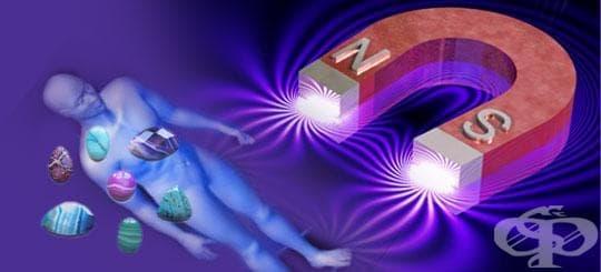 Лечение с магнити на болести на дихателната система - изображение