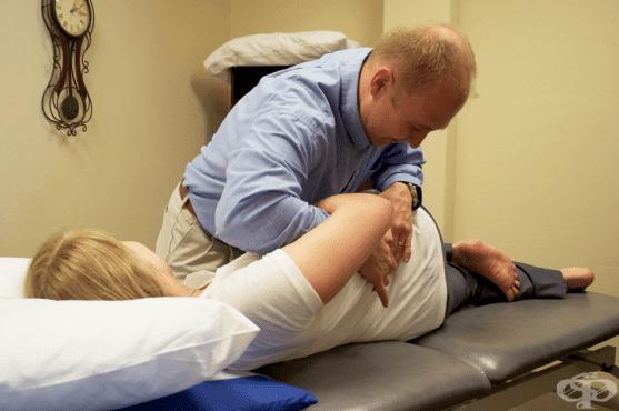 Мануална терапия - изображение