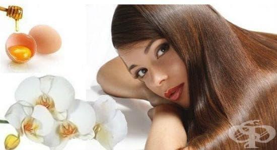 Натурални средства срещу мазна коса - изображение