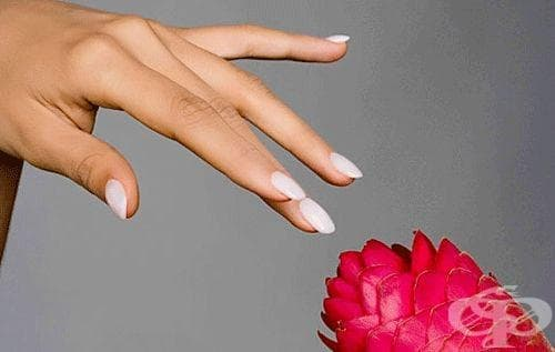 Натурални средства срещу чупливи нокти - изображение