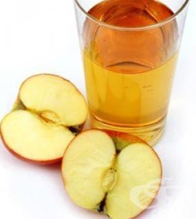 Ябълковият оцет - изображение
