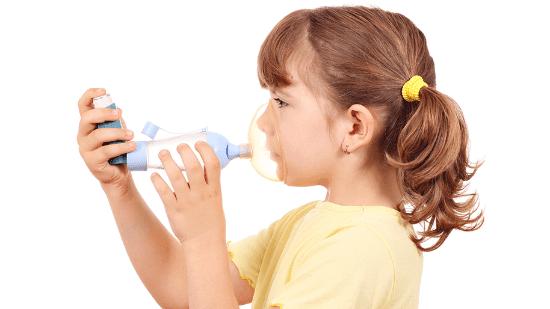 Полезни съвети за лечение на астма при деца - изображение