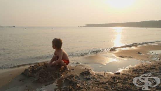Ползата от дишане на йодни пари на морето - изображение
