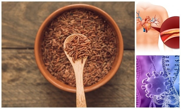 Понижаване на холестерола с червен ферментирал ориз - изображение