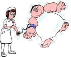 Правилно хранене вместо лекарства при високо кръвно налягане - изображение