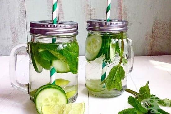 Пречистване на организма с вода - изображение