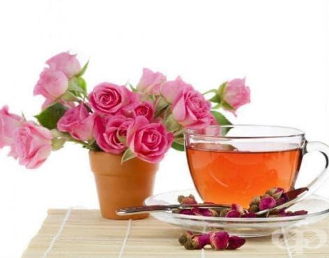 Роза - красота и здраве, събрани в нежно ухание - изображение