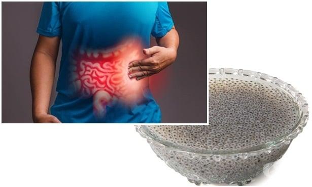 Семена от босилек срещу запек и храносмилателни нарушения - изображение