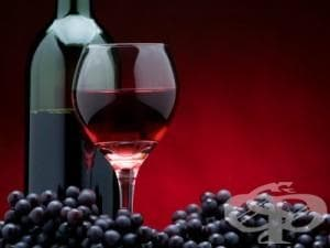 Силата на червеното вино - изображение