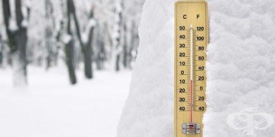И студеното време е полезно - изображение