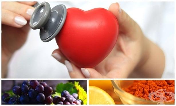 Техники и натурални средства помагащи при сърцебиене - изображение