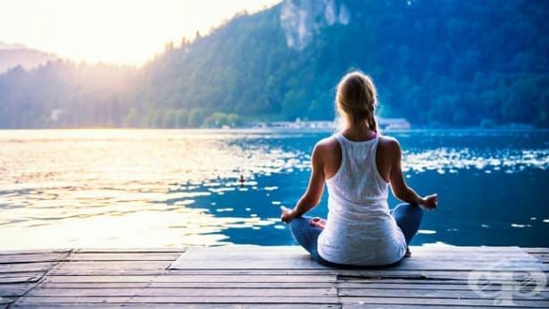 Трансцендентална медитация - изображение