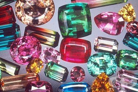Турмалин - лечебна сила, събрана в богатство от цветове - изображение