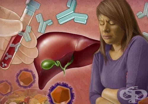 Възстановяване след прекаран вирусен хепатит с помощта на алтернативни методи - изображение