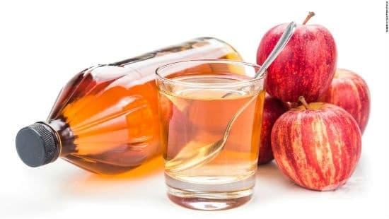 Ябълков оцет - лечебни свойства и приложения - изображение