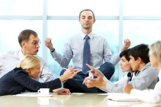 Защо и как да медитираме на работното място - изображение