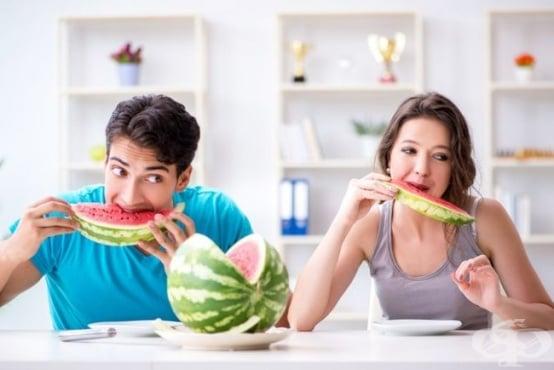 Защо е полезно да се яде диня - изображение