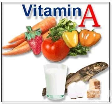Витамин А, самостоятелно (Vitamin A, plain) | ATC A11CA - изображение