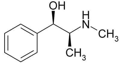 ефедрин (ephedrine) | ATC R01AA03 - изображение