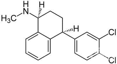 сертралин (sertraline) | ATC N06AB06