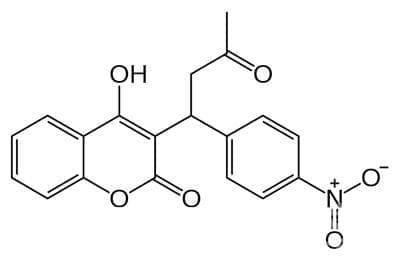 аценокумарол (acenocoumarol) | ATC B01AA07 - изображение