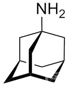 амантадин (amantadine) | ATC N04BB01 - изображение