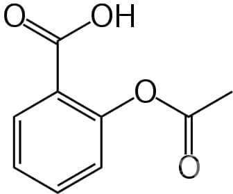 ацетилсалицилова киселина (acetylsalicylic acid) | ATC N02BA01