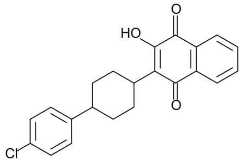 атоваквон (atovaquone) | ATC P01AX06 - изображение