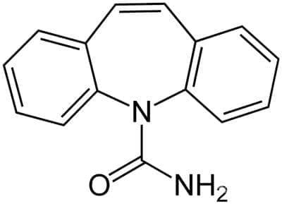 карбамазепин (carbamazepine) | ATC N03AF01 - изображение