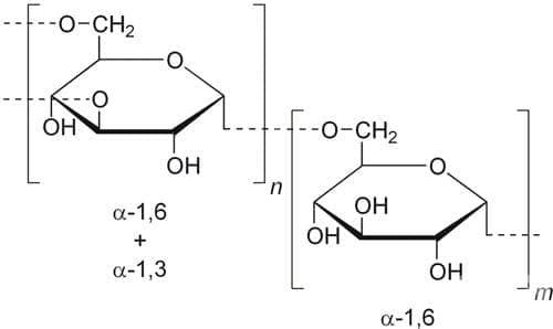 декстран (dextran) | ATC B05AA05 - изображение