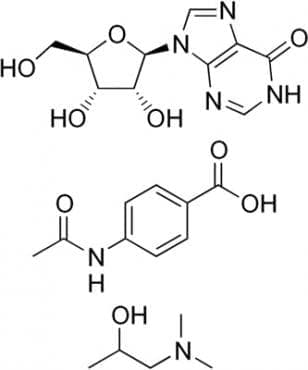 ������ ��������� (inosine pranobex) | ATC J05AX05