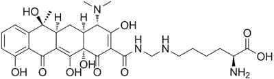 лимециклин (lymecycline)   ATC J01AA04 - изображение