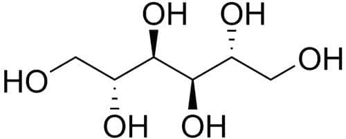 манитол (mannitol) | ATC B05BC01 - изображение