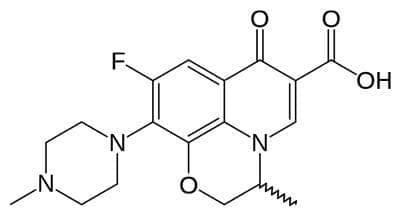 офлоксацин (ofloxacin)   ATC J01MA01