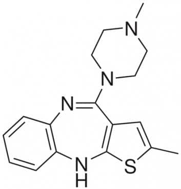 оланзапин (olanzapine) | ATC N05AH03 - изображение