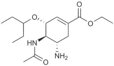 оселтамивир (oseltamivir) | ATC J05AH02 - изображение