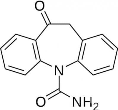 окскарбазепин (oxcarbazepine) | ATC N03AF02 - изображение