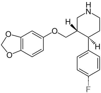 пароксетин (paroxetine) | ATC N06AB05 - изображение