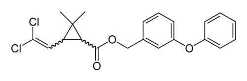 перметрин (permethrin)   ATC P03AC04 - изображение