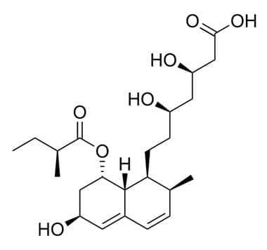 правастатин (pravastatin)   ATC C10AA03 - изображение