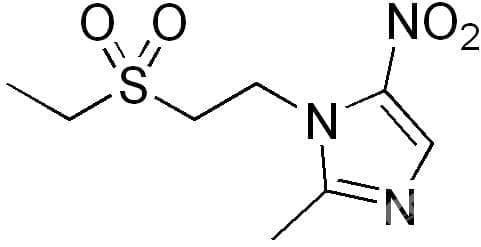 тинидазол (tinidazole) | ATC J01XD02 - изображение