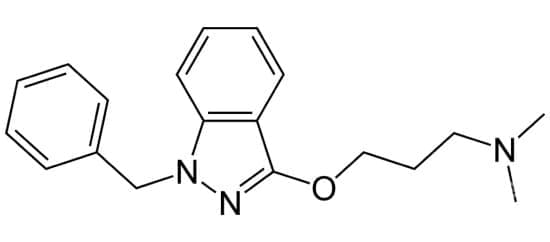бензидамин (benzydamine)   ATC R02AX03