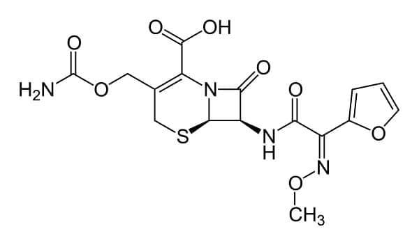цефуроксим (cefuroxime) | ATC S01AA27
