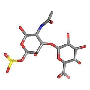 хондроитин сулфат (chondroitin sulfate) | ATC M01AX25 - изображение