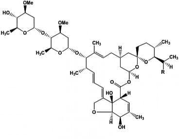 ивермектин (ivermectin) | ATC D11AX22