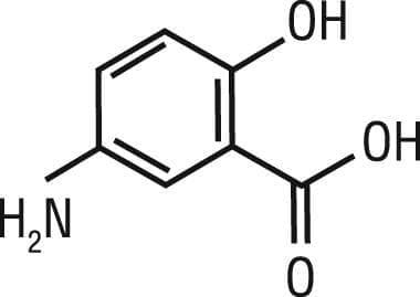 месалазин (mesalazine) | ATC A07EC02