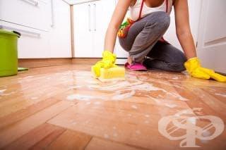 Почистващи средства и подобни (Washing agents etc.) | ATC V07AX - изображение