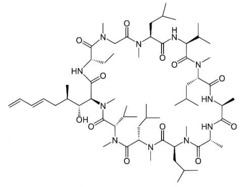 воклоспорин (voclosporin) | ATC L04AD03