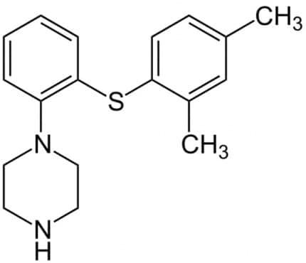 вортиоксетин (vortioxetine)  | ATC N06AX26