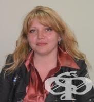 д-р Олга Кривошеева-Василева - изображение